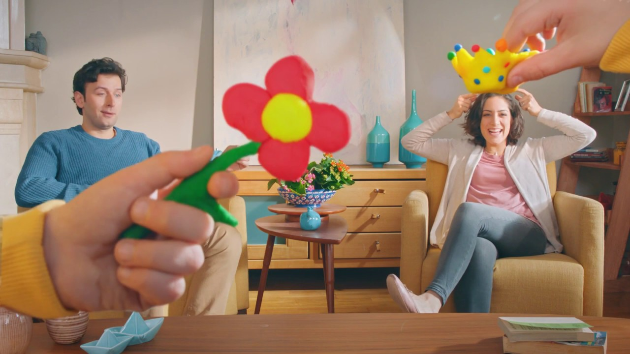 "Play-Doh Greece -""Άνοιξε ένα Play-Doh βαζάκι φαντασίας"""