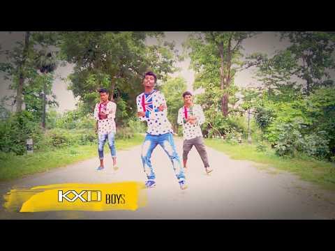 Waiting Love  Bhuban New Sambalpuri dance video by KXD BOYS (KULSAR)