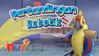 Nuri : Pertandingan Robotik