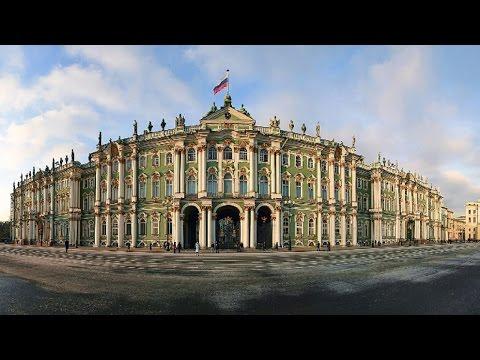 Winter Palace, Russia.