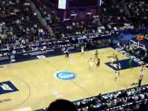 2006 NCAA Tournament George Mason vs. Witchita State Shocker
