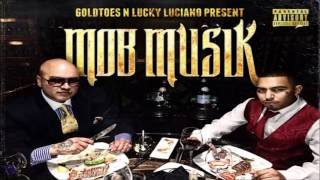 Lucky Luciano - Pop A Seal (Feat. Azie & Dat Boi T) (MOB MUSIK) 2014