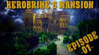 Download Video Minecraft - Herobrine's Mansion - Episode 1 - ft. TheSleepyKitten (HD) MP3 3GP MP4