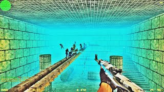 Counter-Strike: Zombie Escape Mod - ze_Thelost_Egypt