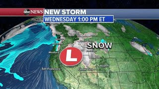 GSM Update 12/13/18 - Record West Coast Snow - Yellowstone Eruption Facts - Actual Sustainable City?