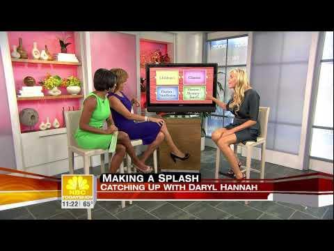 Daryl Hannah Interview (full HD)