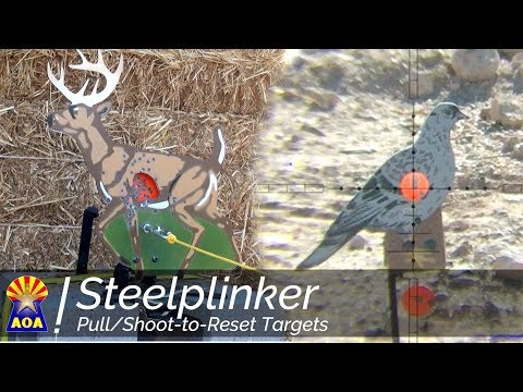 Steelplinker FT Airgun Targets