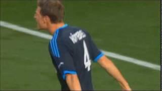 Benedikt Höwedes vs Manchester United