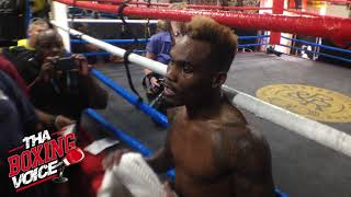 "JERMELL CHARLO Puts JAIME MUNGUIA on NOTICE; 🔥🔥""LITTLE BOY...COME SEE US"" #LionsOnly"
