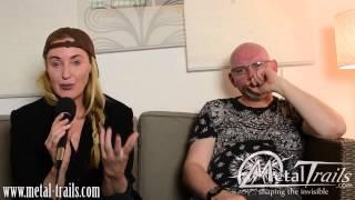 Dead Can Dance Interview with Brendan Perry & Lisa Gerrard @ Anastasis Tour 2013
