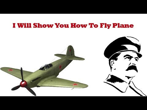 How To Fly Russian Planes In War Thunder