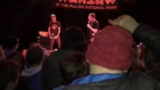 Sleaford Mods Routine Dean Live (Brooklyn 2017)