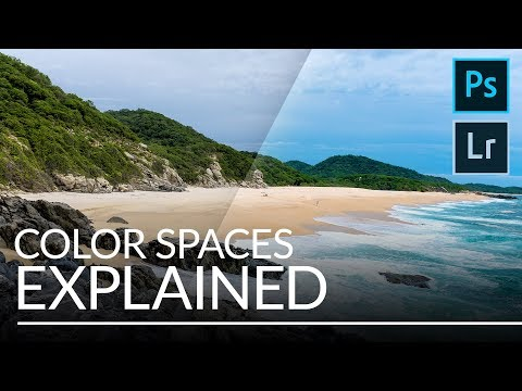 Color Spaces Explained! SRGB, Adobe RGB (1998), ProPhoto RGB