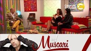 "Moria Casan ""Soy una aislada social"" y Vera Fogwill - Muy Muscari"