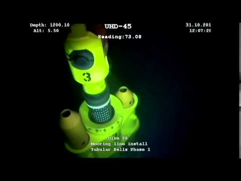 Balltec MoorLOK Subsea Mooring Connector ROV Footage