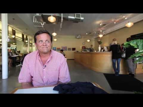Steve Mason discusses OKC's Automobile Alley with OKV's Katie Kurtz