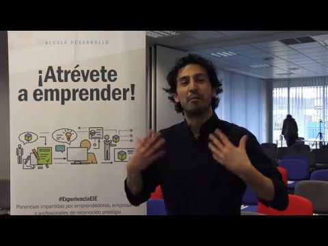 ¿Cómo encontrar clientes y proyectos con tu #MarcaPersonal? #ExperienciaEIE con @NiltonNavarro