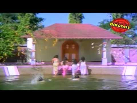 Allimalarkaavile | Malayalam Movie Songs | Kannappanunni (1977)