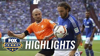 Video Gol Pertandingan Schalke 04 vs Darmstadt 98