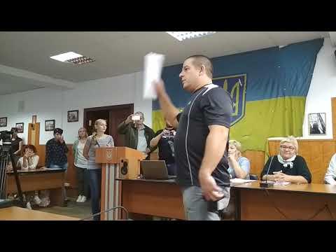 nazar viv: Скандал між батьками і Стадником