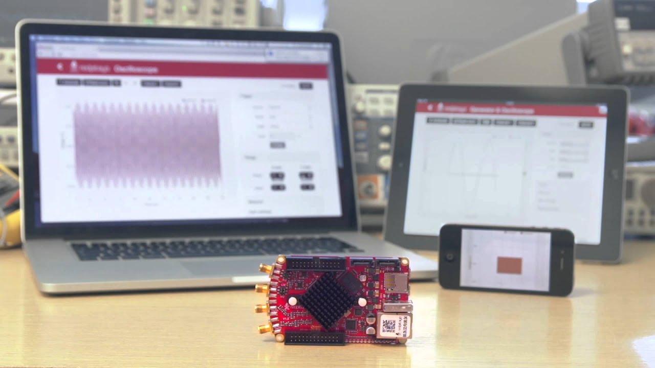 Red Pitaya Zynq-based Instrumentation Platform win