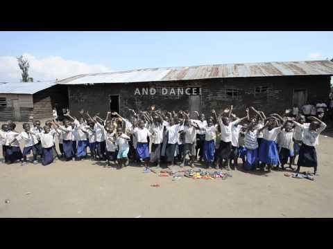Shakira & Activia Help Children Thrive (and Dance)