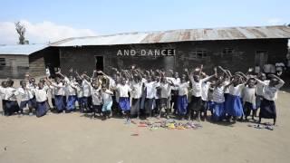 shakira activia help children thrive and dance