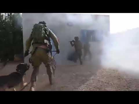 Agilite IDF-The Units: Oketz