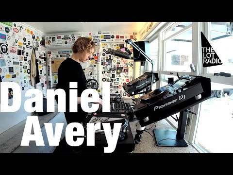 Daniel Avery @ The Lot Radio (Apr 9, 2018)