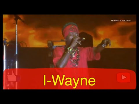 I-Wayne - Rebel Salute 2020 [Live Performance]
