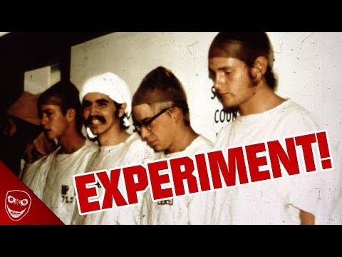 Das verstörende Experiment an Menschen! - Stanford Prison Experiment!