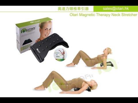 OTARI頸椎牽引器已成功治療20萬頸椎病駝背患者暢銷東南亞