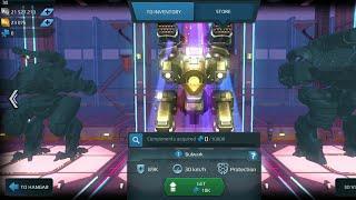 Update 3.9 IS HERE! Bulwark/Falcon/Spark/Exodus - War Robots