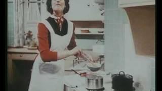 Alte Werbung Dr. Oetker - Pudding & Backin