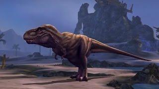 Dino Hunter Parte 2 Matando al Rey de los Dinosaurios, TIRANOSAURIO REX