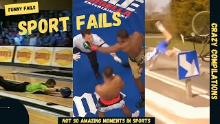 Sport fails and funny moments ( Funny moments in sports)