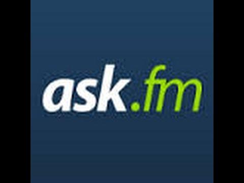 Как Зарегистрироваться в Ask.fm