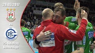 29.03.2017 SC Magdeburg vs. VfL Gummersbach - Der Spielbericht