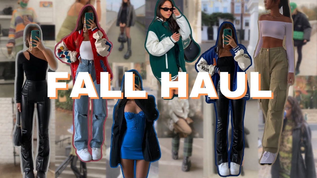 Download FALL HAUL | what's new in my wardrobe