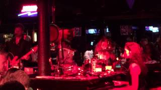 Jill singing Bad Blood at Howl at the Moon Chicago