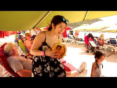Celebrity Equinox Caribbean Cruise - Day 4 - St. Maartin
