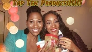 10 Products WE can't live without, with Traycee from KISS (UNEDITED)
