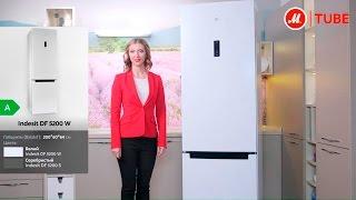 Видеообзор холодильника Indesit DF 5200 W с экспертом «М.Видео»