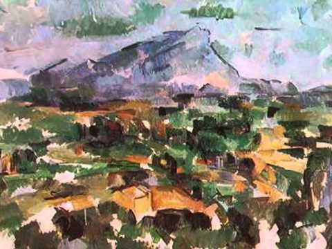 Le Mont SainteVictoire  Cezanne  YouTube