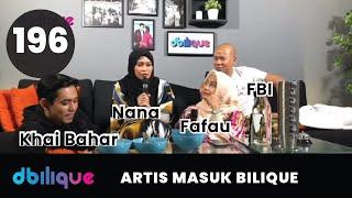 Download lagu #ArtisMasukBilique: Nana & Khai Bahar, Pasangan Duet NaKhai (Full Video)
