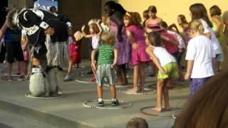 Lakota Hoop Dance with Kids