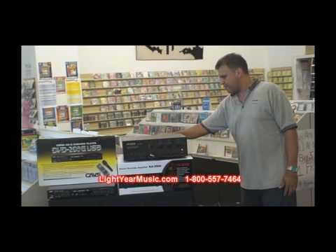 Club Karaoke System USB Karaoke Player Hard Drive or USB Flash Drive Ready