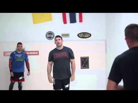 TOM BLACKLEDGE MMA CAMP DAY NO2