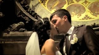 Свадьба в Праге. Муниципальный дворец