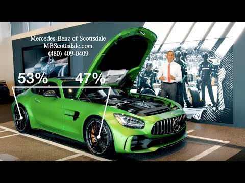 2018 Amg Gt R Track Ready The Mercedes Benz Gtr Green Hell Magno Of Scottsdale